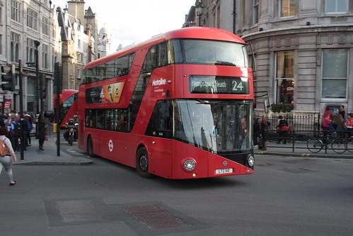 Metroline LT110 LTZ1110