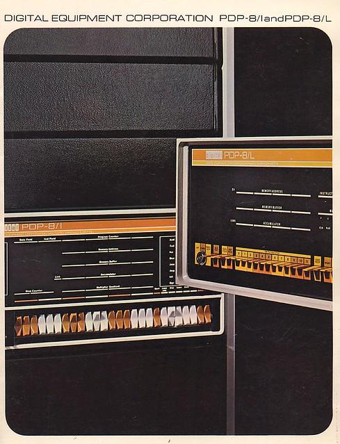 PDP 8 PUB