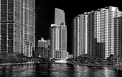 Downtown Miami, Florida, U.S.A. / The Magic City