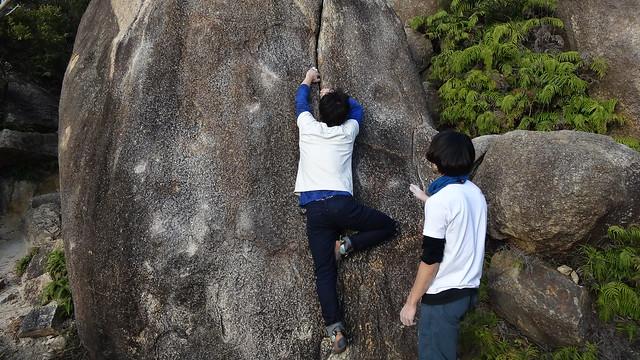 北山ボルダー (163)