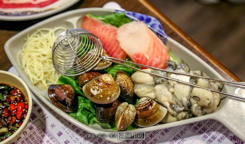 松葉日式涮涮鍋壽喜鍋,火鍋燒烤吃到飽︱火鍋︱燒烤 @陳小可的吃喝玩樂