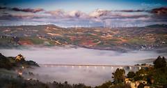 Il ponte sulla Nebbia...