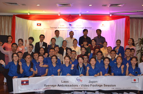 Teenage Ambassador 2015 Video Footage Session