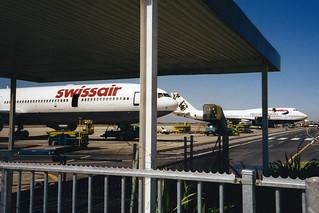 """Swissair McDonnell Douglas MD-11 HB-IWF """"Waadt / Vaud"""" w/o 2.9.1998"""