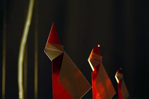 Origami Santa Claus (MIneo Shotaro)