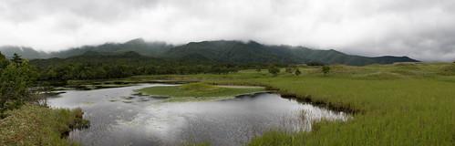 orte event berge japan2015 panorama zeugs japan see sharigun hokkaidō jp