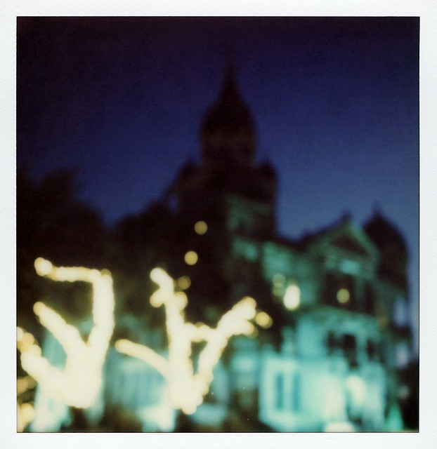 Courthouse-on-the-Square Bokeh