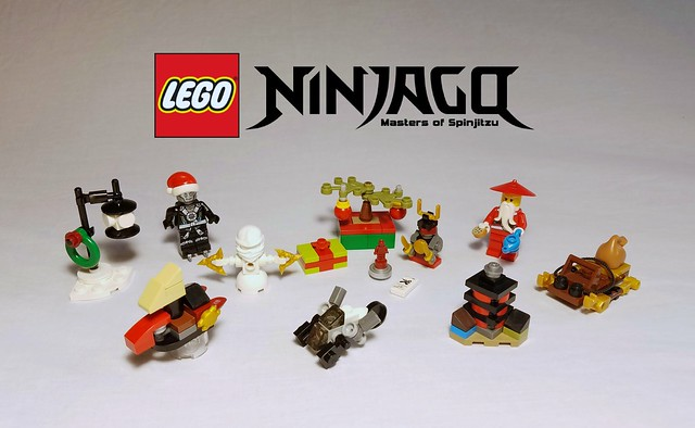 Ninjago Advent Calendar