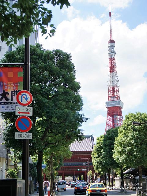 【東京港區】芝公園、增上寺