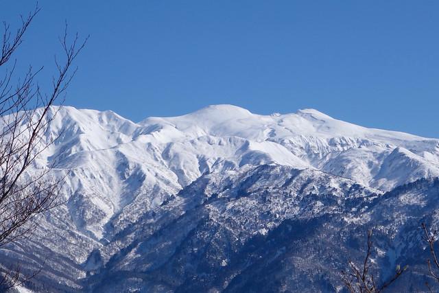 2016年を振り返る 7 今年登った山