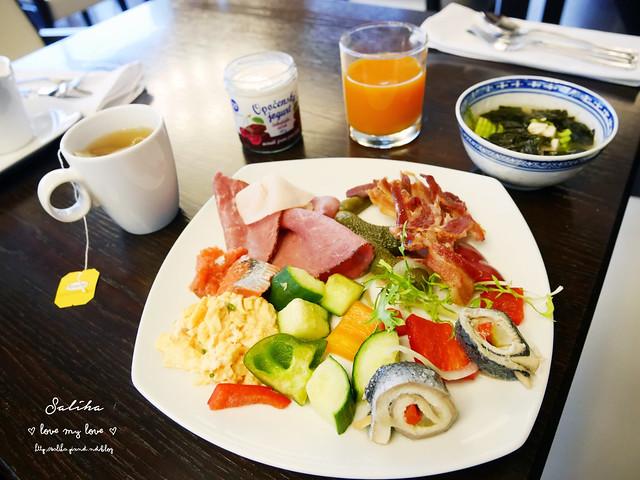 布拉格五星級飯店洲際酒店InterContinental Prague自助式早餐 (2)