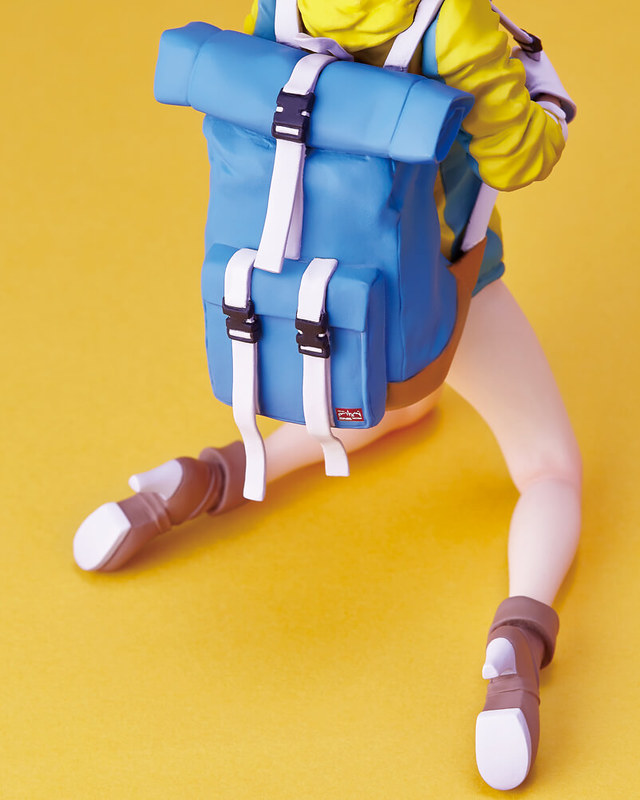海洋堂xGOOD SMILE COMPANY  『Wonda-chan NEXT DOOR PROJECT』 FILE:03 賀茂川Ver.