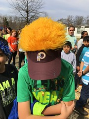 Wacky Hair Day - Read Across America Mar 1, 2017, 12-055