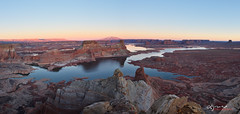 Alstrom Point - The best overlook on Lake Powell