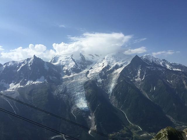 GR5 glacier des Bossons