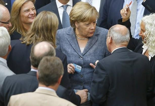 Alemania aprueba tercer rescate a Grecia