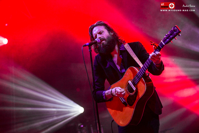 Father John Misty em Vodafone Paredes de Coura 2015