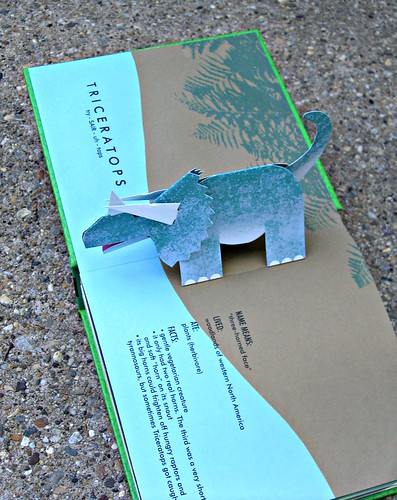 Dinosaurs!: Pop-Up Designs