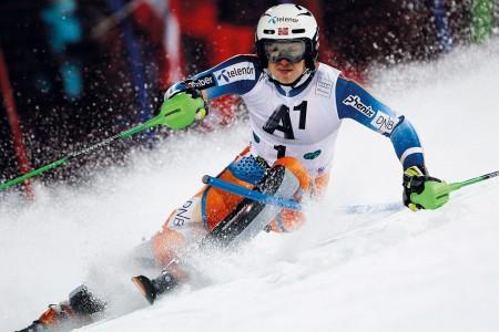 Nová hvězda alpského lyžování Henrik Kristoffersen