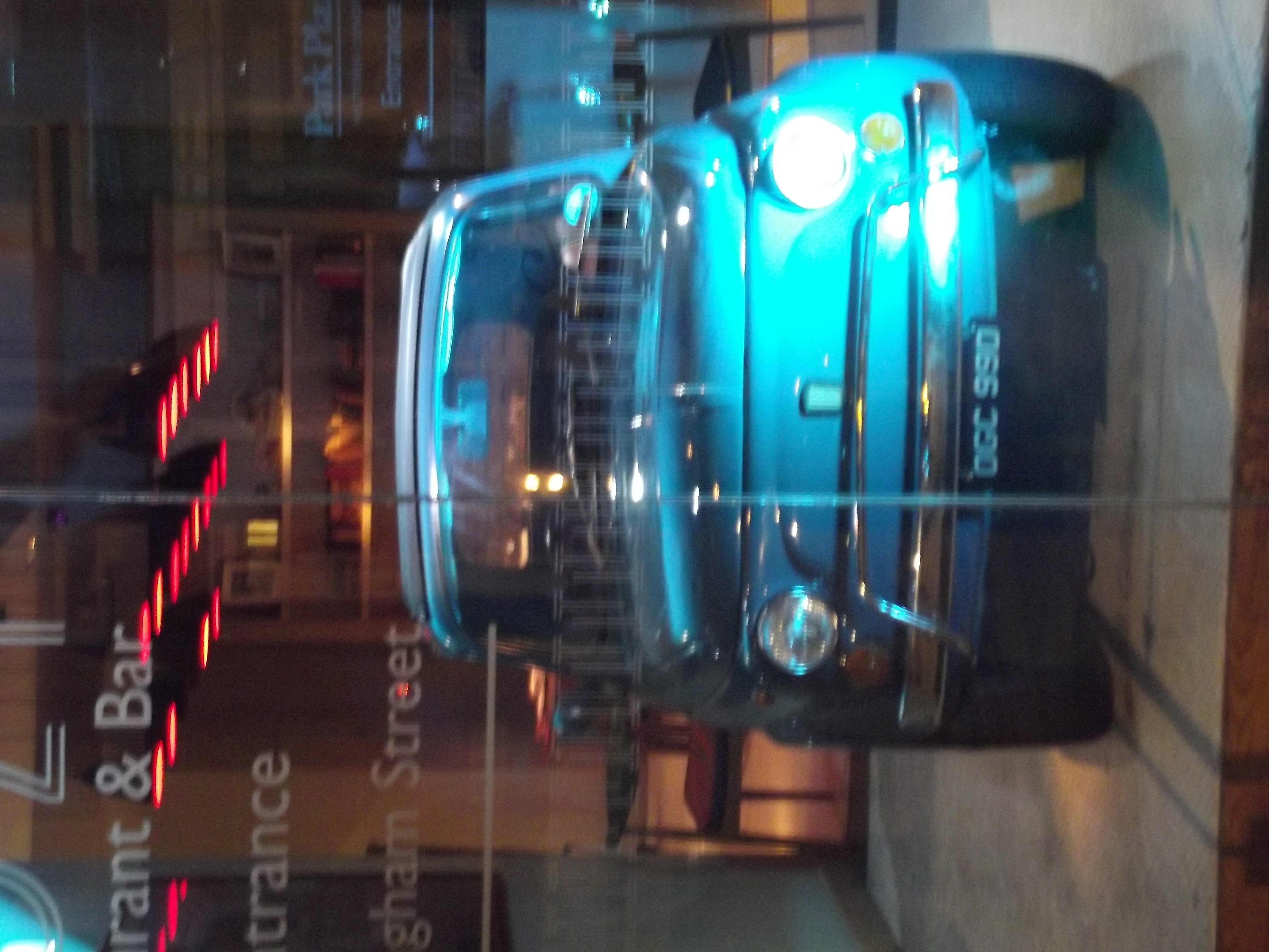 Restaurant Vauxhall Bridge Road