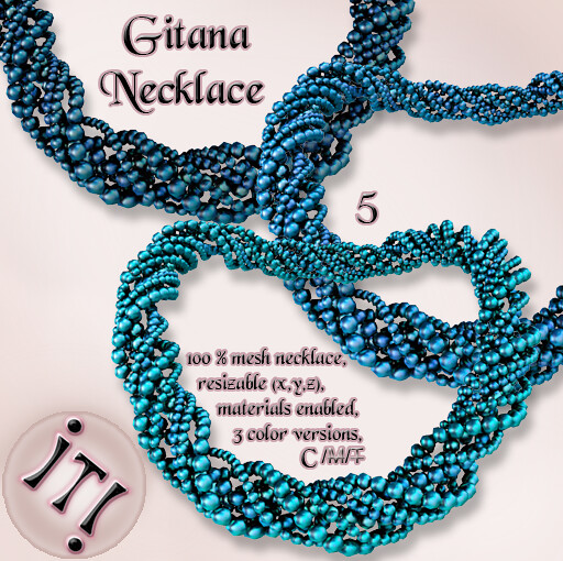 !IT! - Gitana Necklace 5 Image