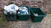 Recycling in Crediton, Devon