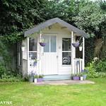 Summer House in my garden