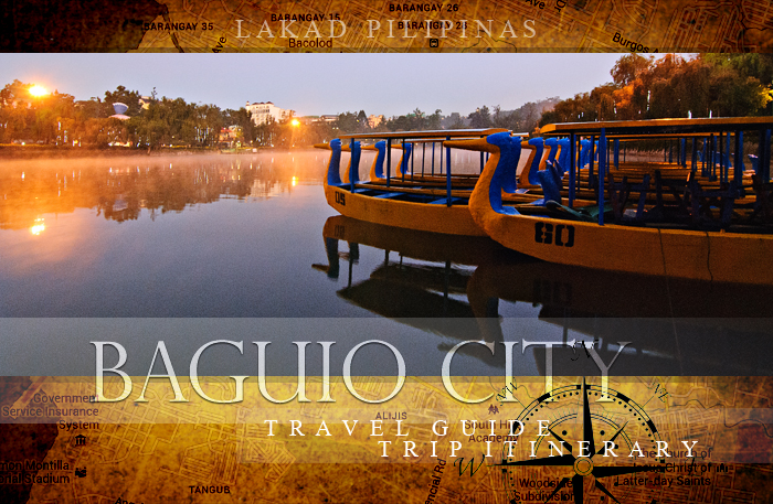Baguio City Travel Guide, Itinerary & Budget