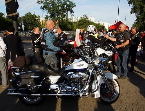 Harley-Davidson drivers