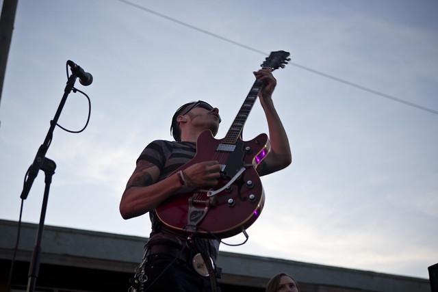 Huge Fucking Waves | Blackstone Farnam Festival