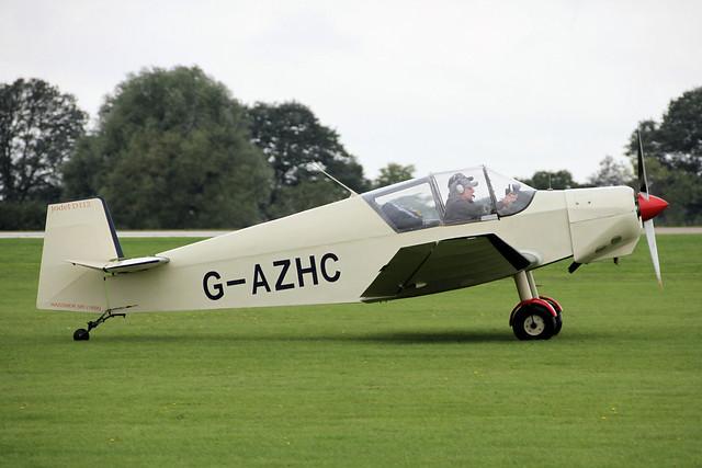 G-AZHC