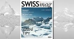 SWISSmag č. 13 - jeseň/zima 2015/16