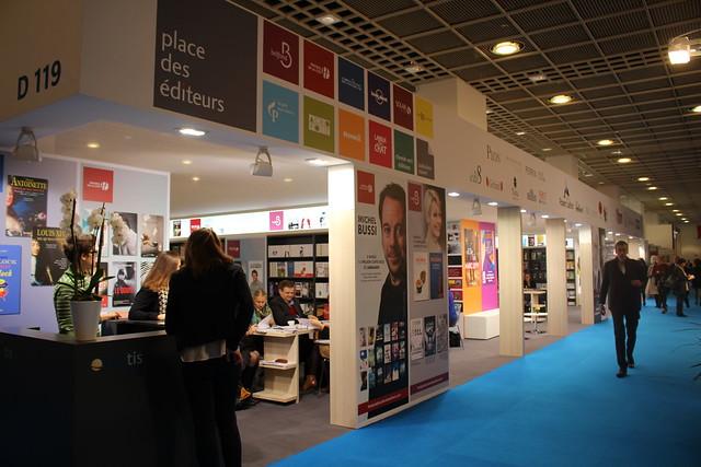 Place des éditeurs - Frankfurt Buchmesse 2015