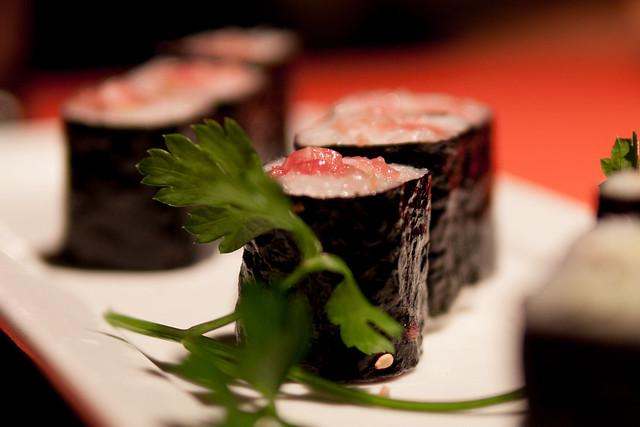 Zen Sushi, Roma