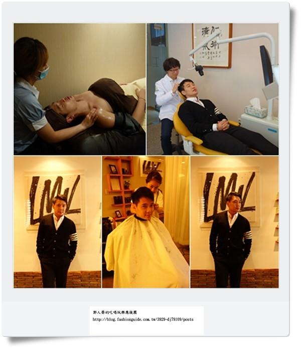 (造型 首爾 清潭洞) 二訪李文元醫師~韓系歐爸大變身...頭皮保養和剪髮造型一次完成的另類韓醫院