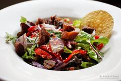 20151006-06-Five spice pork belly salad at The Bru…