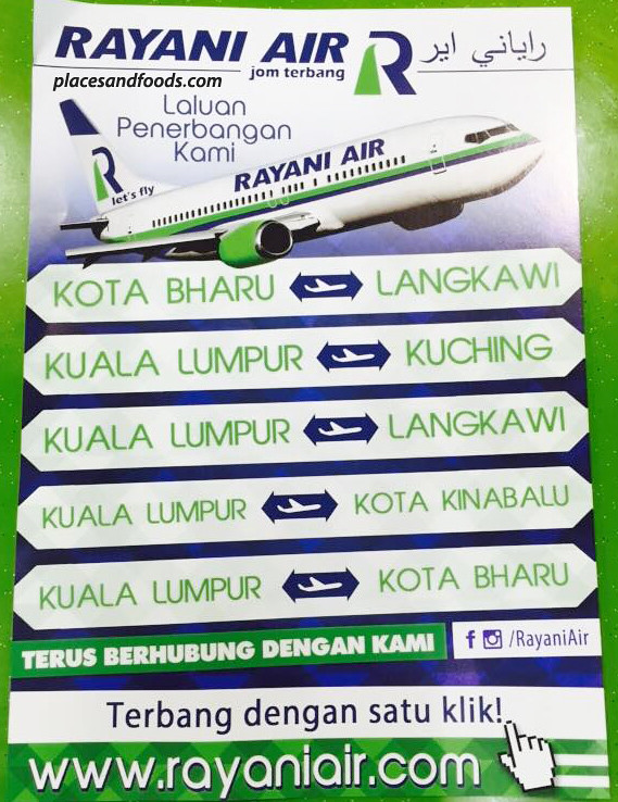 rayani air flight destinations