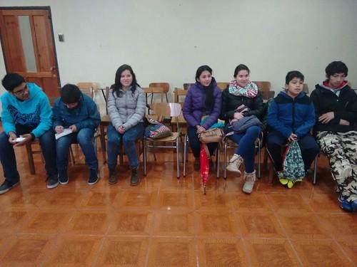 2015 Curso de Ceremoniero Decanato Cordillera