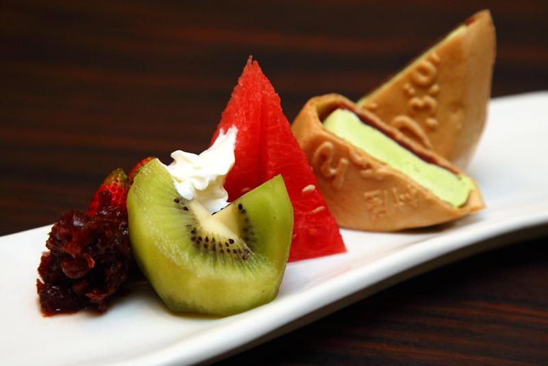 Monaka-Dessert