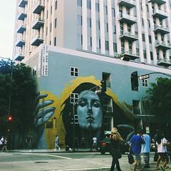 :zap:️:zap:️:zap:️  #streetart #lastreetart #losangeles #dtla