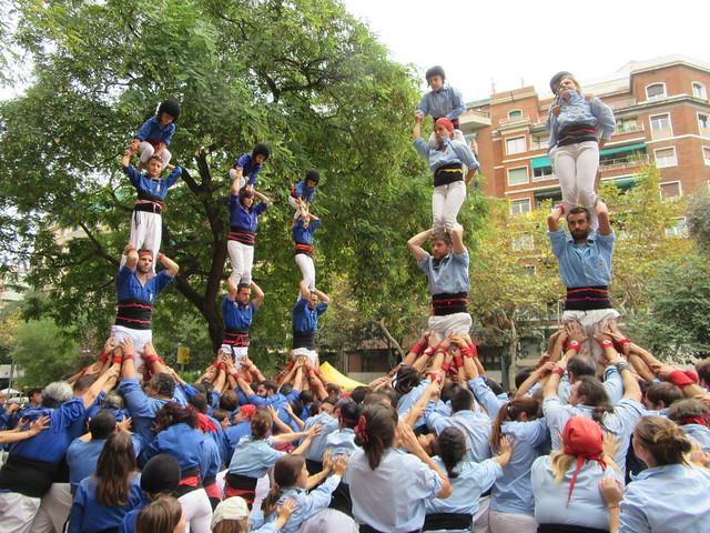 Diada a Sant Antoni (BCN)