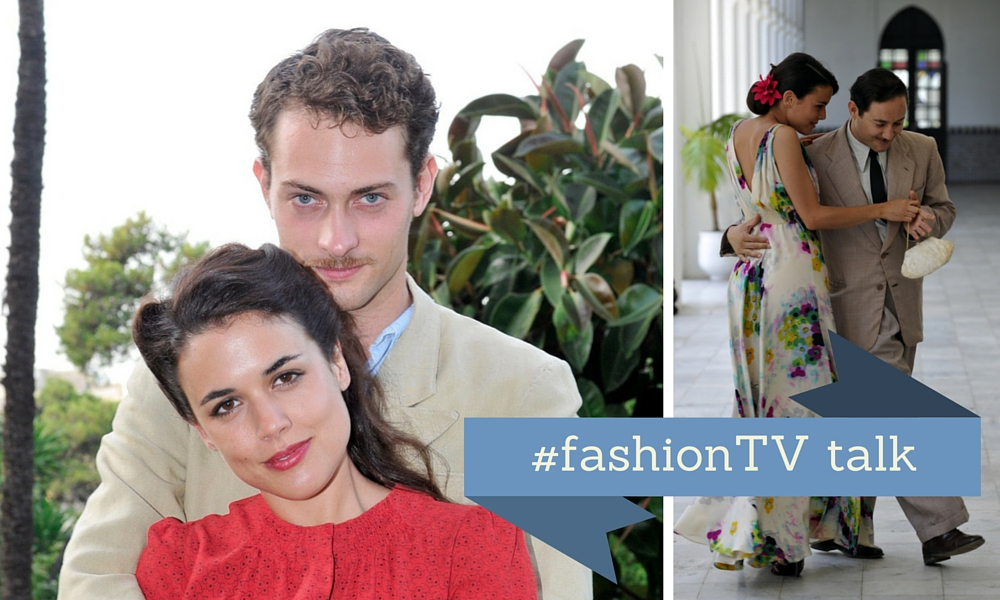 something fashion, TV spanish series, the time in between sira quiroga fashion outfits series famous, adriana ugarte el tiempo entre costuras antena 3, spain fashionblogger fashionTVseries, rosalinda fox marcus logan