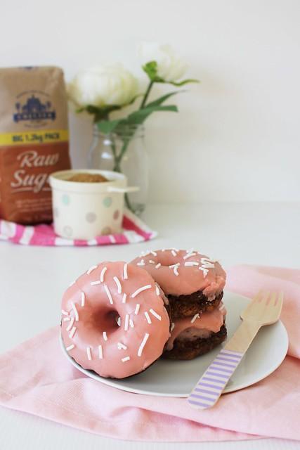 Gluten & Dairy Free Banana Donuts
