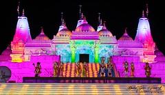 Swaminarayan Temple @ Diwali Fireworks Day - Lilburn - Georgia,USA 2015