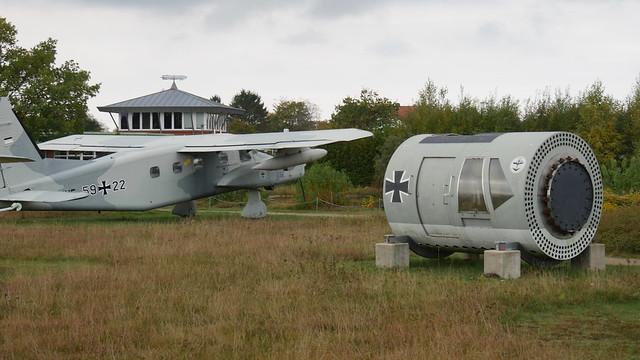 Dornier Do 28 D-2 & UWAT