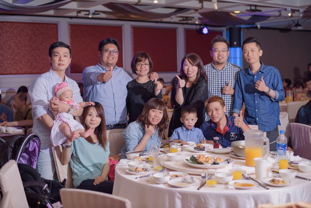 20151004京華城雅悅會館婚禮記錄 (789)