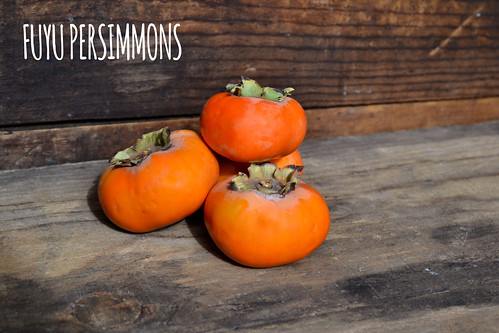 Fuyu-Persimmons