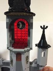 Lego Vampyre Castle modification
