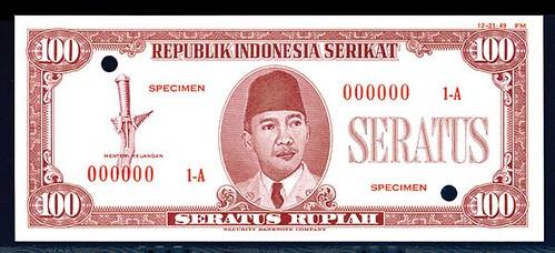 Republik Indonesia Serikat, 1949