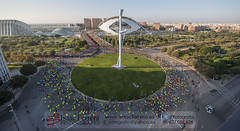 Maraton y 10K Valencia 2015